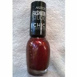 Produktbild zu ASTOR Fashion Studio Chic Countryside Matte Collection – Farbe: 403 Garnet Gloves (LE)