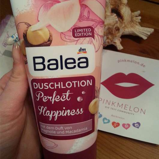 Balea Duschlotion Perfect Happiness (LE)