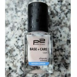 Produktbild zu p2 cosmetics Base + Care Coat