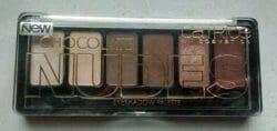 Produktbild zu Catrice Chocolate Nudes Eyeshadow Palette – Farbe: 010 Choc'Let It Be