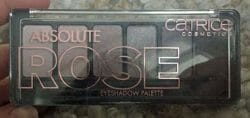 Produktbild zu Catrice Absolute Rose Eyeshadow Palette – Farbe: 010 Frankie Rose To Hollywood
