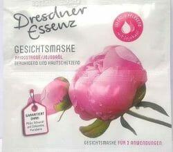Produktbild zu Dresdner Essenz Gesichtsmaske Pfingstrose/Jojobaöl