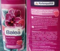 Produktbild zu Balea Duschgel Frozen Breeze (LE)