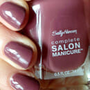 Sally Hansen Complete Salon Manicure Nagellack, Farbe: 360 Plum's The Word