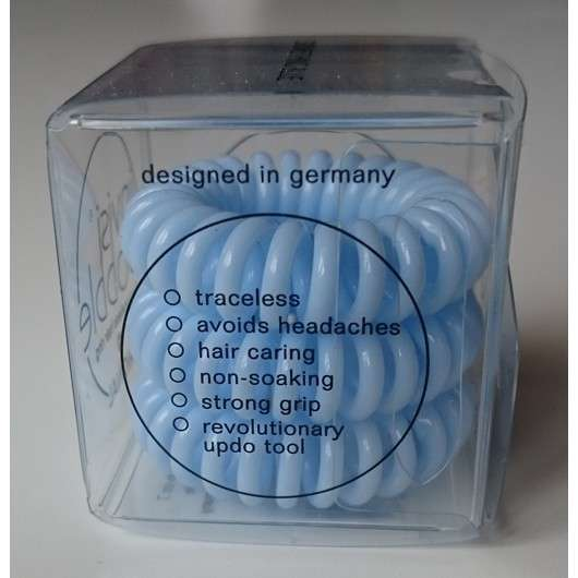 invisibobble ORIGINAL Collection Haargummi, Farbe: Something Blue