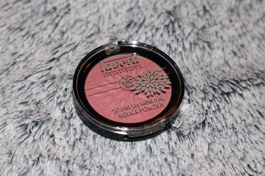 lavera So Fresh Mineral Rouge Powder, Farbe: Plum Blossom 02