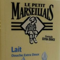 Produktbild zu Le Petit Marseillais Lait – Extra mildes Duschgel