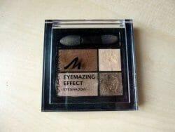 Produktbild zu MANHATTAN Eyemazing Effect Eyeshadow – Farbe: 95R Brownie Break