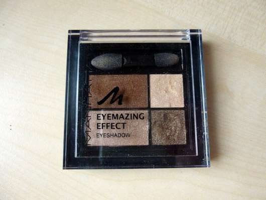 Manhattan Eyemazing Effect Eyeshadow, Farbe: 95R Brownie Break