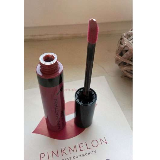 Manhattan Endless Stay Liquid Lip Tint, Farbe: 50R Soft Nude