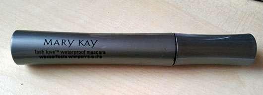Mary Kay Lash Love Waterproof Mascara, Farbe: I love black