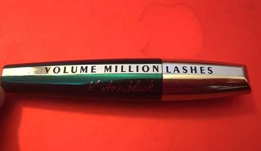 L'Oréal Paris Volume Million Lashes Katzenblick Mascara