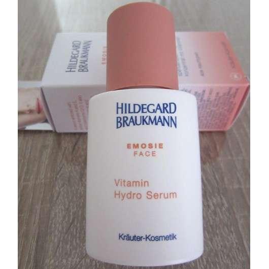 Hildegard Braukmann Emosie Face Vitamin Hydro Serum