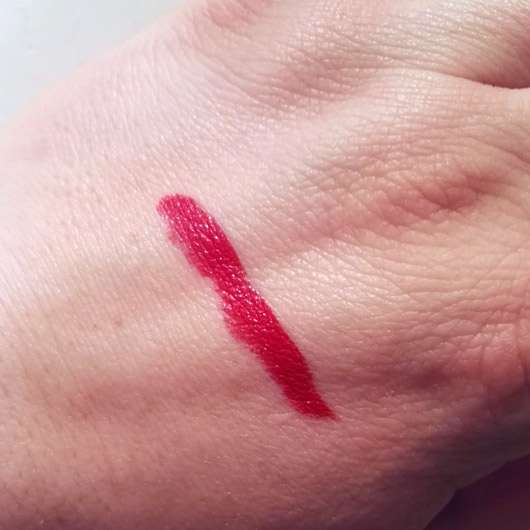 p2 full color lipstick, Farbe: 030 challenge authority