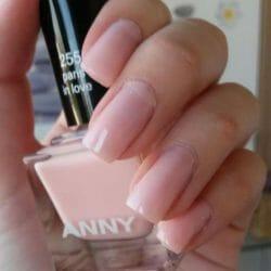 Produktbild zu ANNY Cosmetics Nagellack – Farbe: 255 paris in love
