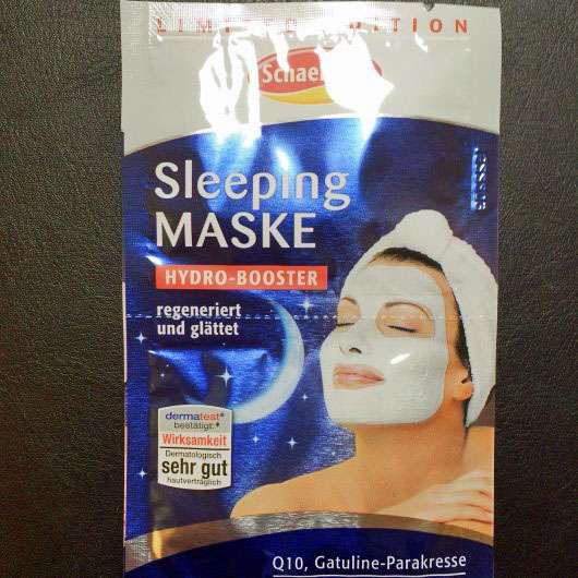 <strong>Schaebens</strong> Sleeping Maske (LE)