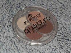 Produktbild zu essence quattro eyeshadow – Farbe: 05 to die for