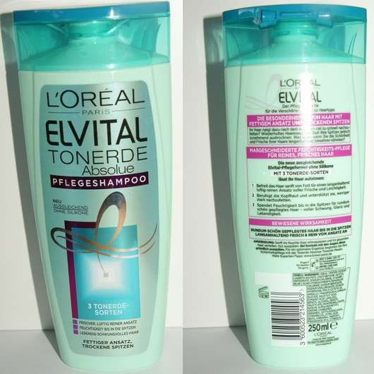 L'Oréal Paris Elvital Tonerde Absolue Pflegeshampoo