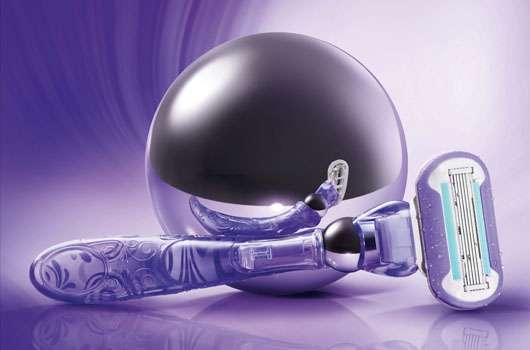 Der neue Gillette Venus Swirl
