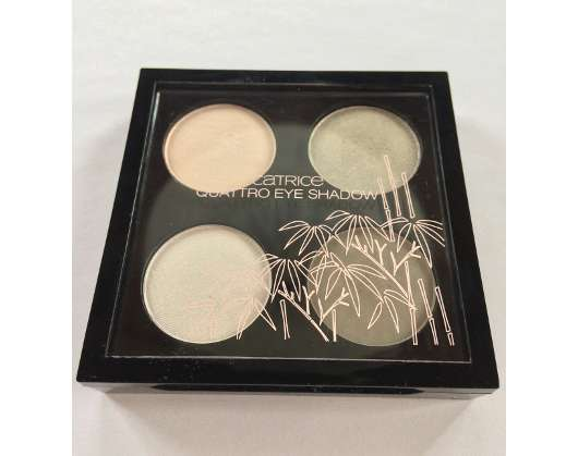 Catrice Zensibility Quattro Eye Shadow, Farbe: C01 Ease And Comfort (LE)