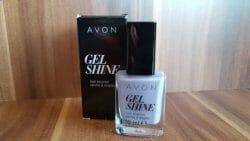 Produktbild zu AVON Gel Shine Nagellack – Farbe: Lavender sky