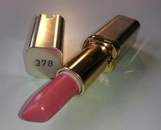L'ORÉAL PARiS Color Riche, Farbe: 378 Velvet Rose