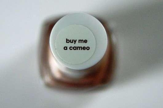essie Nagellack, Farbe: 82 buy me a cameo