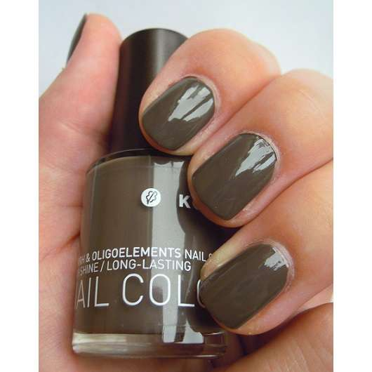 KORRES Myrrh & Oligoelements Nail Colour, Farbe: 95 Grey Brown