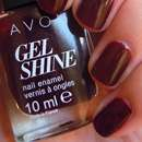 Avon Gel Shine Nagellack, Farbe: Wine And Dine Me
