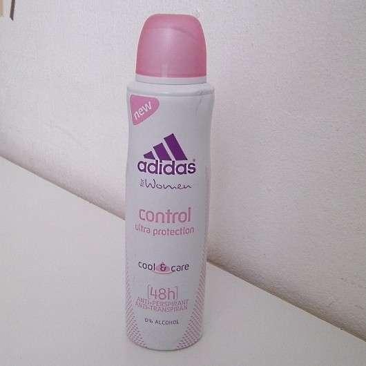 adidas for women control ultra protection Anti-Transpirant Spray