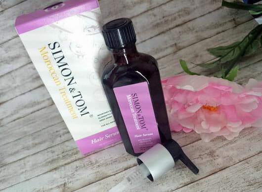 Simon & Tom Moroccann Treatment Hair Serum