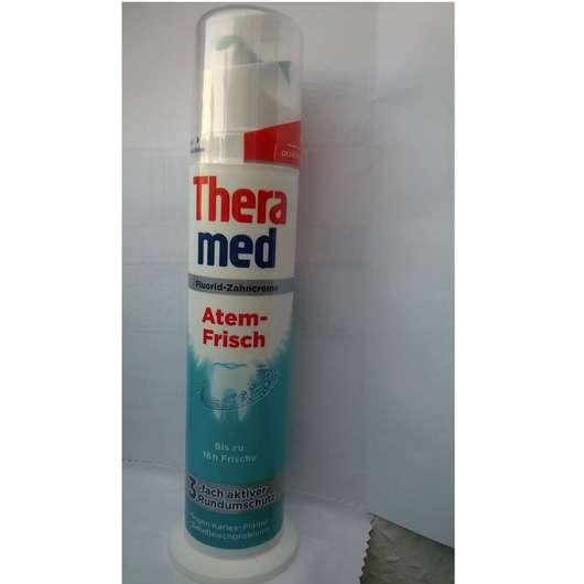 Theramed Atem-Frisch Fluorid-Zahncreme