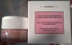 Produktbild zu KORRES Pomegranate Feuchtigkeitsspendendes & Ausgleichendes Creme-Gel