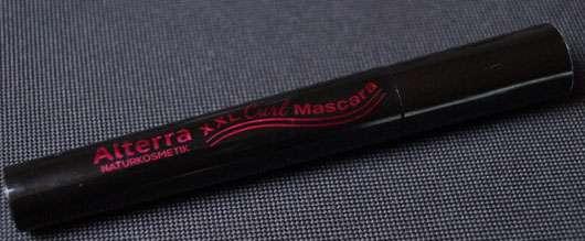 Alterra XXL Curl Mascara, Farbe: 01 black