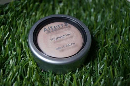 Alterra Highlighter, Farbe: 01 Shiny