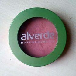 Produktbild zu alverde Naturkosmetik Puderrouge – Farbe: 01 Apricot