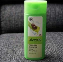 Produktbild zu alverde Naturkosmetik Pflegedusche Olive Aloe Vera