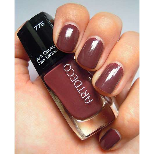 ARTDECO Art Couture Nail Lacquer, Farbe: 776 Couture Red Oxide