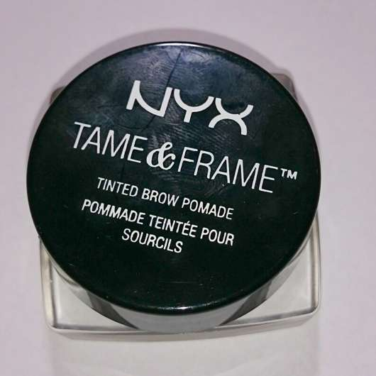 NYX Tame & Frame Tinted Brow Pomade, Farbe: 01 Blonde