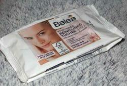 Produktbild zu Balea Pflegende Reinigungstücher 3in1 (trockene und sensible Haut)