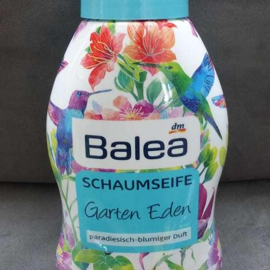 Balea Schaumseife Garten Eden