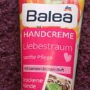 Balea Handcreme Liebestraum (mit zartem Blüten-Duft)