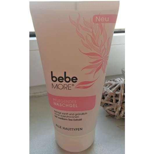 <strong>bebe® More</strong> Pflegendes Waschgel