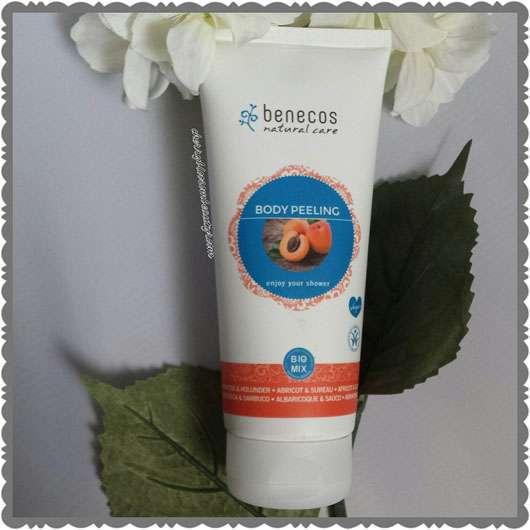 <strong>benecos</strong> Body Peeling Aprikose & Holunder