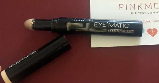 Catrice Eye'Matic Eyepowder Pen, Farbe: 040 Keep Calm And Love This Colour