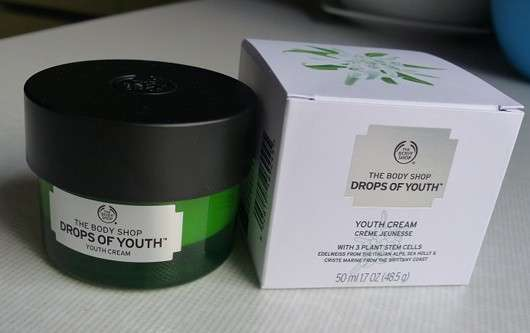 The Body Shop Drops of Youth - Youth Cream