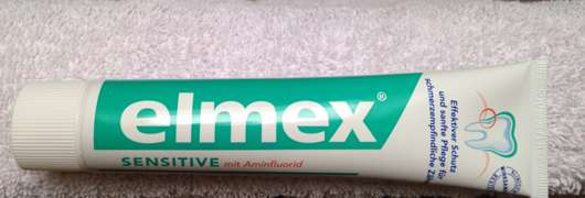 elmex Sensitive Zahncreme