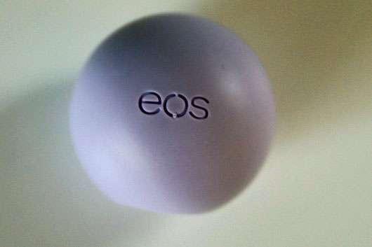 eos Smooth Spheres Organic Lip Balm – Sorte: Passion Fruit (LE)