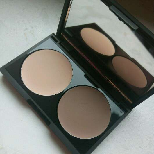 Make up Factory Duo Contouring Cream, Farbe: 16 Rosy Brown (LE)