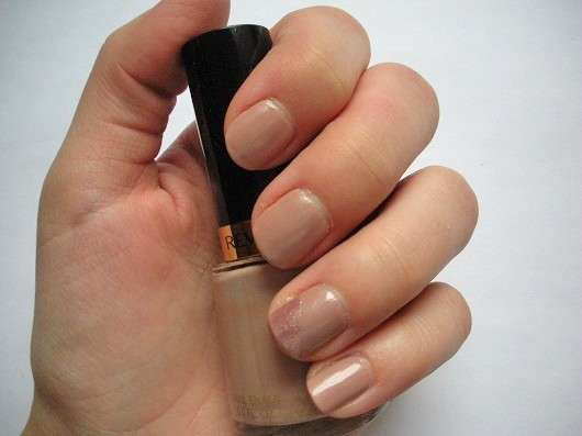 Revlon Nail Enamel, Farbe: Gray Suede